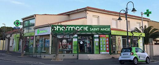 Pharmacie Saint Ange,BARCARÈS (LE)