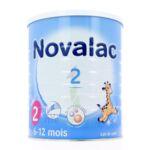 Novalac 2 Lait en poudre 800g à BARCARÈS (LE)