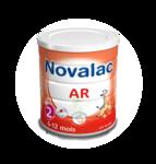Novalac AR 2 Lait poudre antirégurgitation 2ème âge 800g à BARCARÈS (LE)