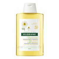 Klorane Camomille Shampooing 200ml à BARCARÈS (LE)