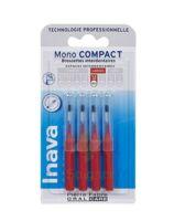 Inava Brossettes Mono-compact Rouge Iso 4 1,5mm à BARCARÈS (LE)