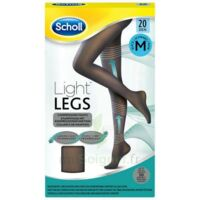 Scholl Light Legs™ Collants 20D Noir M à BARCARÈS (LE)