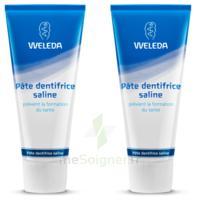 Weleda Duo Pâte Dentifrice Saline 150ml à BARCARÈS (LE)