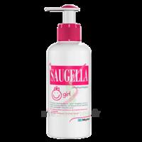 Saugella Girl Savon Liquide Hygiène Intime Fl Pompe/200ml à BARCARÈS (LE)
