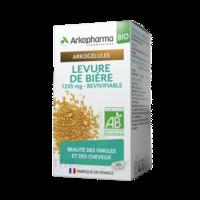 Arkogélules Levure De Bière Revivifiable Bio Gélules Fl/45 à BARCARÈS (LE)