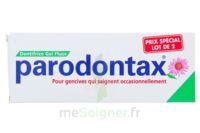 PARODONTAX DENTIFRICE GEL FLUOR 75ML x2 à BARCARÈS (LE)