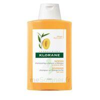 Klorane Beurre De Mangue Shampooing Cheveux Secs 200ml à BARCARÈS (LE)