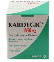 KARDEGIC 160 mg, poudre pour solution buvable en sachet à BARCARÈS (LE)