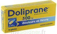 DOLIPRANE 500 mg Gélules B/16 à BARCARÈS (LE)