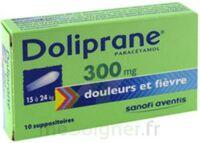 Doliprane 300 Mg Suppositoires 2plq/5 (10) à BARCARÈS (LE)
