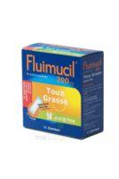 FLUIMUCIL EXPECTORANT ACETYLCYSTEINE 200 mg ADULTES SANS SUCRE, granulés pour solution buvable en sachet édulcorés à l'aspartam et au sorbitol à BARCARÈS (LE)
