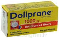 DOLIPRANE 1000 mg Comprimés effervescents sécables T/8 à BARCARÈS (LE)