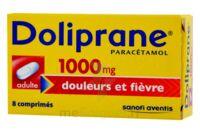 DOLIPRANE 1000 mg Comprimés Plq/8 à BARCARÈS (LE)