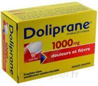 DOLIPRANE 1000 mg Poudre pour solution buvable en sachet-dose B/8 à BARCARÈS (LE)