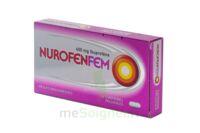 NUROFENFEM 400 mg, comprimé pelliculé à BARCARÈS (LE)