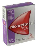Nicoretteskin 10 mg/16 h Dispositif transdermique B/28 à BARCARÈS (LE)