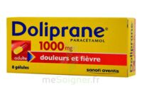 DOLIPRANE 1000 mg Gélules Plq/8