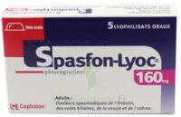 SPASFON LYOC 160 mg, lyophilisat oral à BARCARÈS (LE)