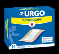 URGO SPARAPLAIE à BARCARÈS (LE)