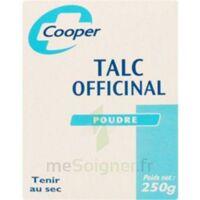 COOPER TALC, bt 250 g à BARCARÈS (LE)