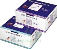 BD MICRO - FINE +, 0,3 mm x 8 mm, bt 100 à BARCARÈS (LE)