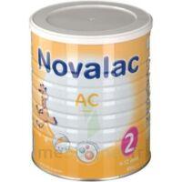 Novalac AC 2 Lait en poudre 800g à BARCARÈS (LE)