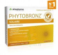 Phytobronz Solaire Caps Tous Types De Peaux 2b/30 à BARCARÈS (LE)