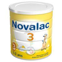 Novalac 3 Croissance lait en poudre 800g à BARCARÈS (LE)