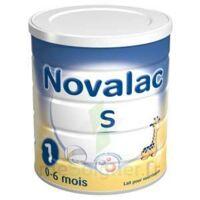 Novalac S 1 Lait en poudre 800g à BARCARÈS (LE)