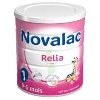 Novalac Realia 1 Lait en poudre 800g à BARCARÈS (LE)