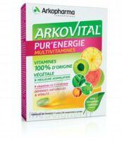 Arkovital Pur'Energie Multivitamines Comprimés dès 6 ans B/30 à BARCARÈS (LE)