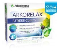 Arkorelax Stress Control Comprimés B/30 à BARCARÈS (LE)