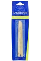SANODIANE BATONNETS A CUTICULES x 9