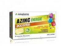 Azinc Energie Booster Comprimés effervescents dès 15 ans B/20 à BARCARÈS (LE)
