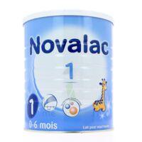 Novalac 1 Lait poudre 800g à BARCARÈS (LE)