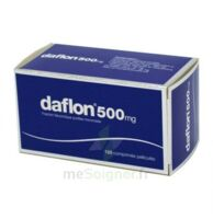 Daflon 500 Mg Cpr Pell Plq/120 à BARCARÈS (LE)