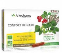 Arkofluide Bio Ultraextract Solution buvable confort urinaire 20 Ampoules/10ml à BARCARÈS (LE)
