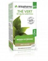 Arkogélules Thé vert Bio Gélules Fl/40 à BARCARÈS (LE)