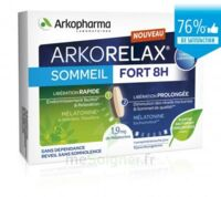 Arkorelax Sommeil Fort 8H Comprimés B/15 à BARCARÈS (LE)