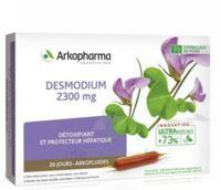 Arkofluide Bio Ultraextract Desmodium Solution buvable 20 Ampoules/10ml à BARCARÈS (LE)