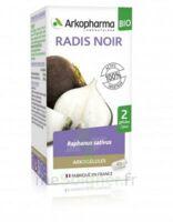 Arkogélules Radis noir Bio Gélules Fl/40 à BARCARÈS (LE)