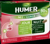 Humer Nez/gorge Jour&nuit 15 Comprimés à BARCARÈS (LE)