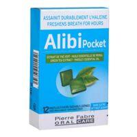 Pierre Fabre Oral Care Alibi Pocket 12 Pastilles à BARCARÈS (LE)