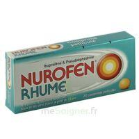 NUROFEN RHUME, comprimé pelliculé à BARCARÈS (LE)
