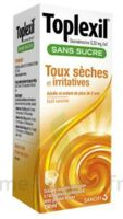 TOPLEXIL 0,33 mg/ml sans sucre solution buvable 150ml à BARCARÈS (LE)