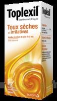 TOPLEXIL 0,33 mg/ml, sirop 150ml à BARCARÈS (LE)