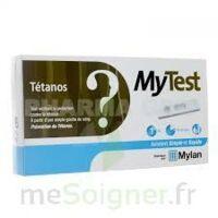 My Test Tetanos Autotest à BARCARÈS (LE)
