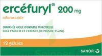ERCEFURYL 200 mg Gélules Plq/12 à BARCARÈS (LE)
