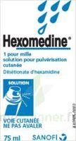 Hexomedine 1 Pour Mille, Solution Pour Pulvérisation Cutanée En Flacon Pressurisé à BARCARÈS (LE)