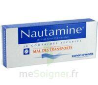 NAUTAMINE, comprimé sécable à BARCARÈS (LE)